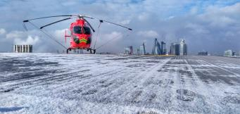 Лондонцы поделились впечатлениями от снежного завершения зимы