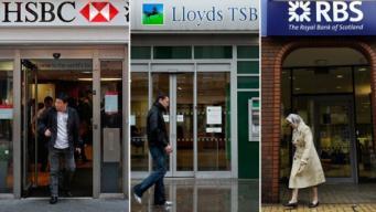Британские банки закрыли свыше тысячи отделений за два года фото:theweek.co.uk