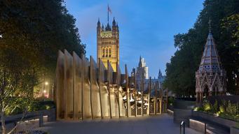 Мемориал жертвам Холокоста будет установлен рядом с Вестминстерским дворцом