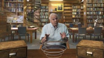 Голограмма Дэвида Аттенборо станет гидом по Музею естествознания