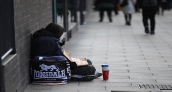 В Британии появятся бесплатные торговые автоматы для бездомных
