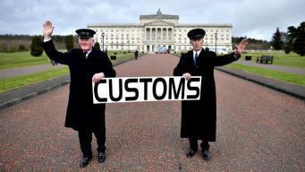 ЕС будет добиваться «гонконгского статуса» для Северной Ирландии