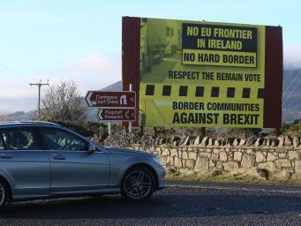 На смену Соединенному королевству может прийти Соединенная Ирландия фото:independent