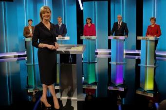 Терезу Мэй обвинили в трусости за неявку на теледебаты ITV