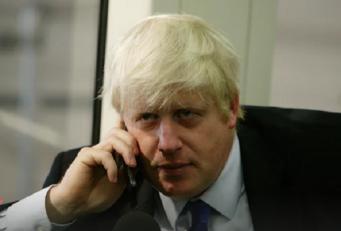 Российский пранкер восемнадцать минут разговаривал с Борисом Джонсоном