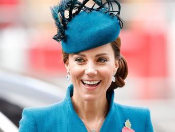 Герцогиня Кейт получила высокую награду от королевы