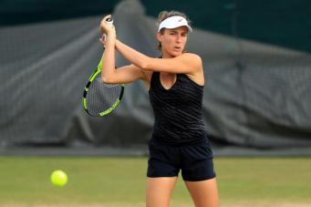 Британская теннисистка впервые за тридцать три года дошла до четвертьфинала Уимблдона фото:standard