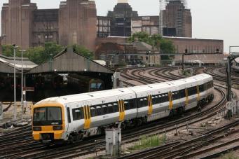 GTR полностью изменил расписания поездов Southern, Gatwick Express и Thameslink