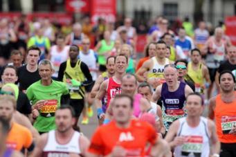 Лондонский Марафон соберет до пятидесяти тысяч участников фото:standard.co.uk