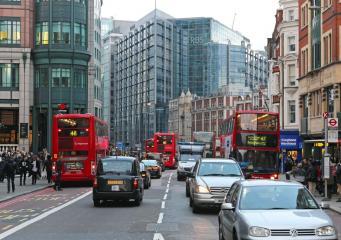 Зона особого экологического контроля в Лондоне будет расширена в восемнадцать раз