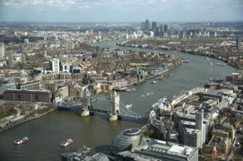 Садик Хан утвердил план трех новых переправ через Темзу фото:standard.co.uk
