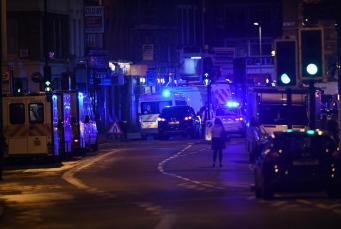 Нападение на мосту London Bridge: Показания очевидцев