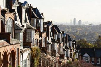 У лондонских домовладельцев отнимут задние дворы