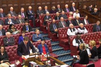 Брекзиту дан зеленый свет: пэры уступили в споре о формулировке закона фото:standard.co.uk