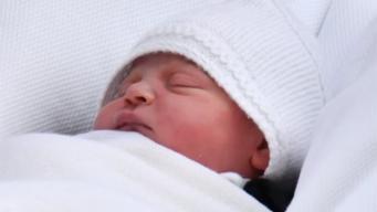 Королевская семья назвала дату крестин принца Луиса