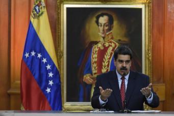 Банк  Англии отказался выдавать золотой запас Венесуэлы Николасу Мадуро