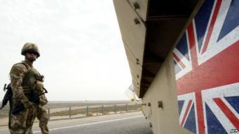 30 военнослужащих Британии отправятся в Косово