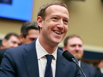 Цукерберг отказался объясняться с депутатами Палаты общин по вопросу об утечке данных