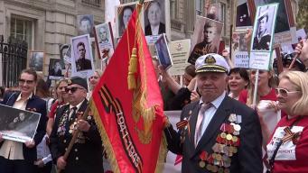 Программа праздничных мероприятий на День Победы в Великобритании