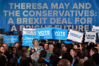 Чего стоили британскому бюджету досрочные всеобщие выборы фото:independent