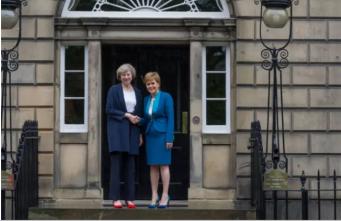 Никола Стерджен лишилась права инициировать встречи с премьер-министром
