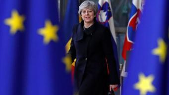 Правительство опубликовало план переходного периода Брекзита