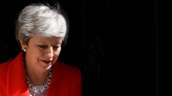 Тереза Мэй отказалась уходить в отставку до голосования по договору о Брекзите