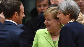 Тереза Мэй выступила в Брюсселе с речью о правах европейских мигрантов в Великобритании