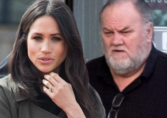 Отец Меган Маркл не поведет невесту к алтарю
