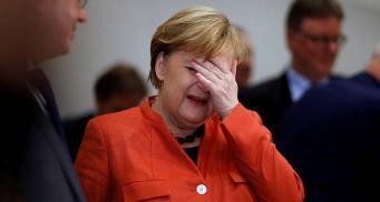 Немцы хотят «расправиться» с Ангелой Меркель