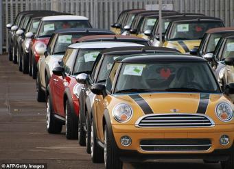 Британский автопром рискует лишиться культового автомобиля MINI