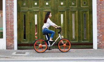 В Лондоне и Манчестере начнет работу китайский байк-шеринг фото:independent