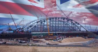 Россия готова поделиться с Великобританией опытом строительства мостов