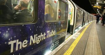 Работники лондонского ночного метро проголосовали за проведение забастовки фото:standard.co.uk