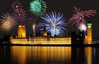Последний шанс купить билет на Новогодний фейерверк в Лондоне