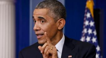 Обама видит след Кремля в предвыборном скандале