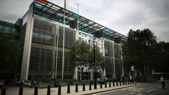 Наркотик класса А обнаружен в главном офисе МВД в Лондоне