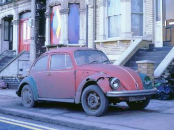 В Великобритании старые автомобили освобождены от обязательного техосмотра