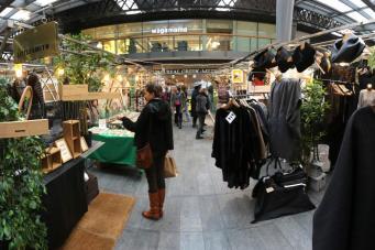 Old Spitalfields Market запретит продажу изделий из меха