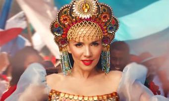 Наталия Орейро представила клип к ЧМ-2018