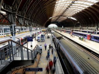 Рост тарифов на британских железных дорогах будет рекордным за пять лет