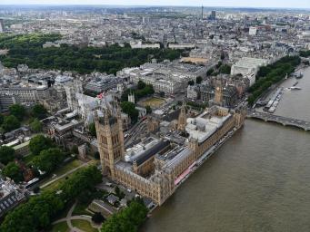Депутаты проголосовали за переезд из Вестминстерского дворца