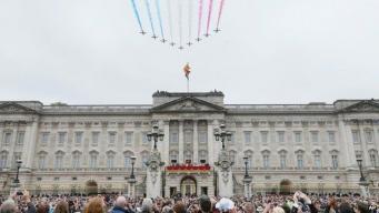 Великобритания потратит 369 миллионов фунтовстерлингов на ремонт Букингемского дворца