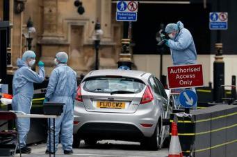 Скотланд-Ярд рассказал о поведении подозреваемого в теракте у Вестминстерского дворца