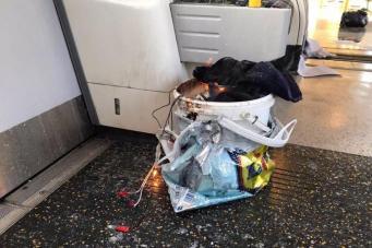 Уровень террористической угрозы в Великобритании повышен до критического фото:standard.co.uk