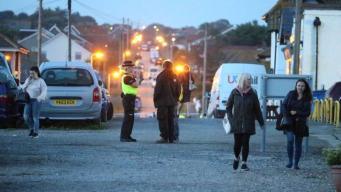 Ложная тревога: в Ист-Сассексе топливный бак приняли за бомбу фото:bbc
