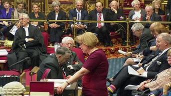 Поправка к Биллю о Брекзите о правах граждан ЕС в UK:  Что последует за голосованием пэров? фото: bbc
