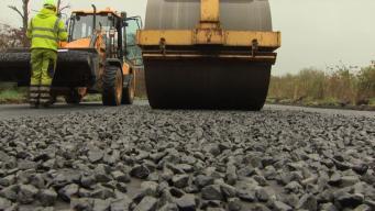 В Великобритании началось тестирование «пластиковых дорог»