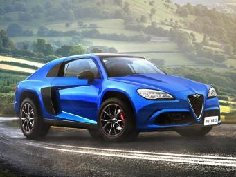 Дизайнеры смоделировали «идеальный британский автомобиль»