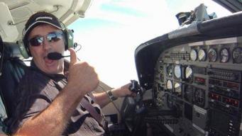 Пилот пропавшего над Ла-Маншем самолета не имел лицензии на перевозку пассажиров